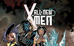 All-New X-Men (2012) #2 Cover