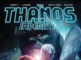 The Thanos Imperative (2010) #1