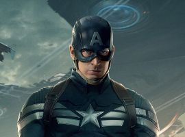 Captain America Hits Hollywood for Film Premiere