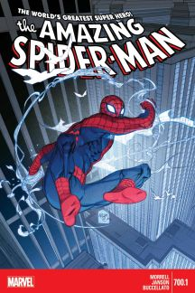 Amazing Spider-Man #700.1