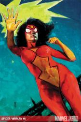 Spider-Woman #6 