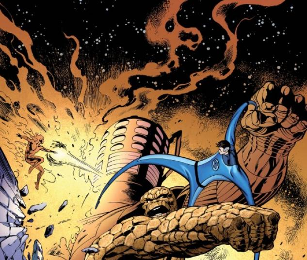 FANTASTIC FOUR #572
