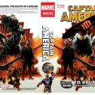 Captain America By Ed Brubaker Omnibus Returns With New Cover!
