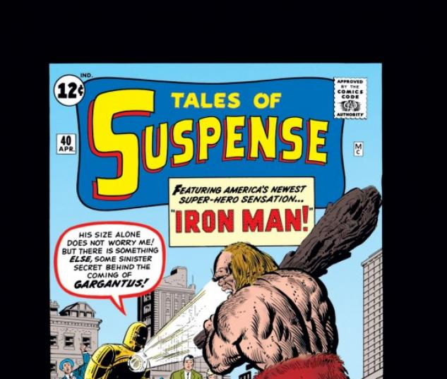 Tales of Suspense (1959) #40