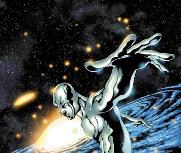 SILVER SURFER (2005) #12 COVER