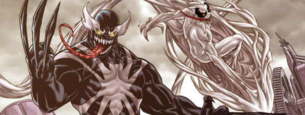 Sneak Peek: Venom Variant Covers