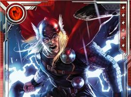 Thor in Marvel: War of Heroes