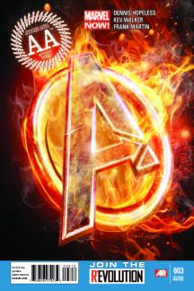 Avengers Arena (2012) #3 (2nd Printing Variant)