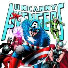 UNCANNY AVENGERS 4 CASSADAY VARIANT (NOW, 1 FOR 100, WITH DIGITAL CODE)