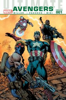Ultimate Comics Avengers #1