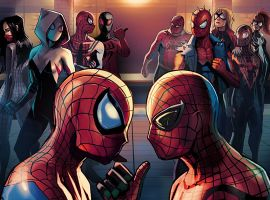 Clash of Spiders in Spider-Man Unlimited