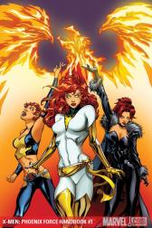 X-Men: Phoenix Force Handbook #1