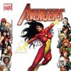 Avengers #4 Women of Marvel variant cover by John Romita Jr.