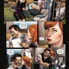 IRON MAN RAPTURE #1 preview page by Lan Medina