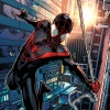 Ultimate Comics Spider-Man promo by Sara Pichelli