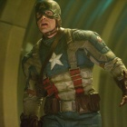 Captain America: The First Avenger Image Explosion