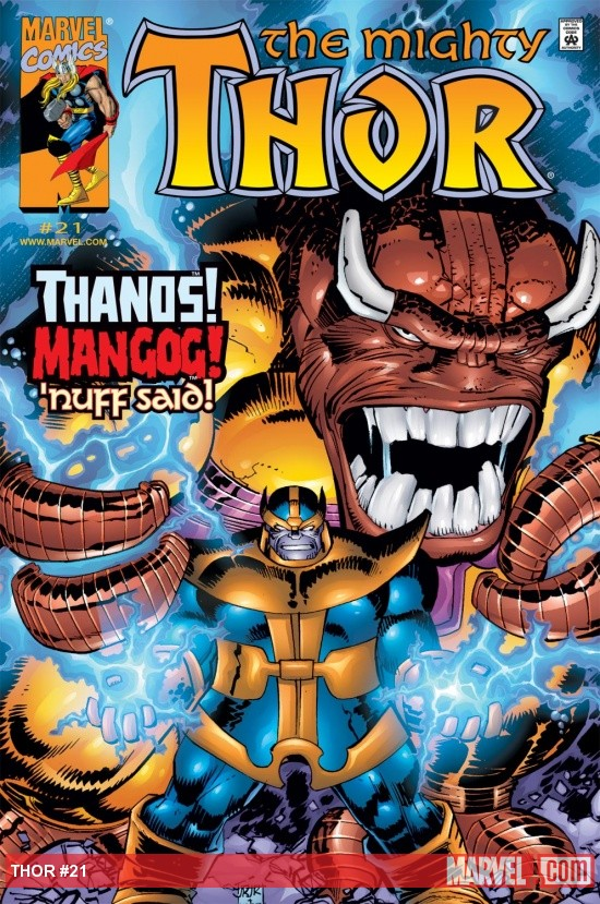 Thor (1998) #21