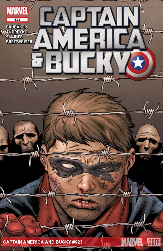Captain America and Bucky (2011) #623