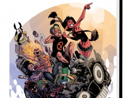 New Mutants: A Date With The Devil Premiere HC