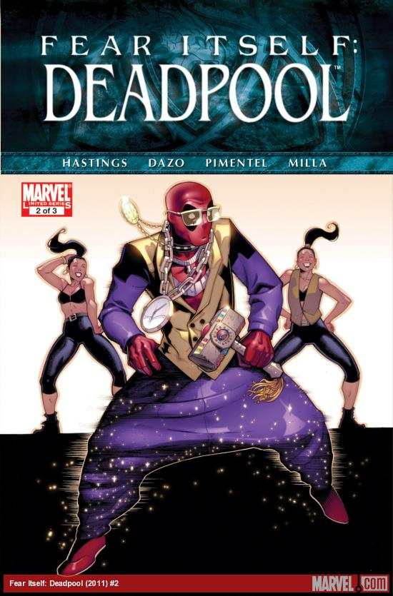 Fear Itself: Deadpool (2011) #2