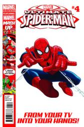 Marvel Universe ULTIMATE SPIDER-MAN #4