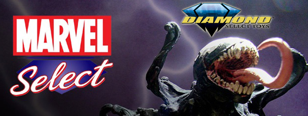 Marvel Select 10th Anniversary Contest