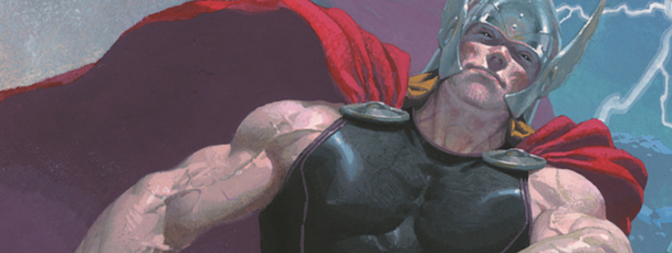 Marvel NOW! Q&A: Thor: God of Thunder