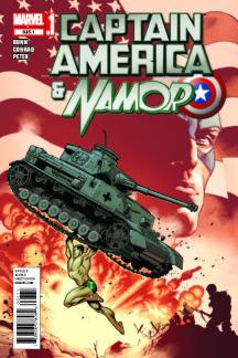 Captain America and... (2012) #635.1