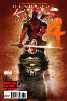 Deadpool Kills the Marvel Universe (2011) #4