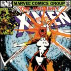Uncanny X-Men (1963) #164 Cover