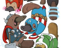Check Out More Exclusive Marvel Animal Variants