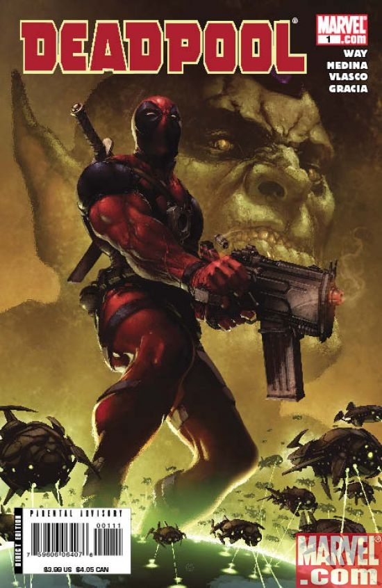DEADPOOL #1