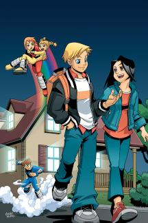 Power Pack (2005) #2