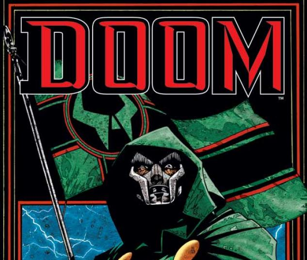 DOOM TPB COVER