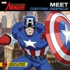 Meet Captain America cover