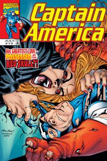 Captain America (1998) #19