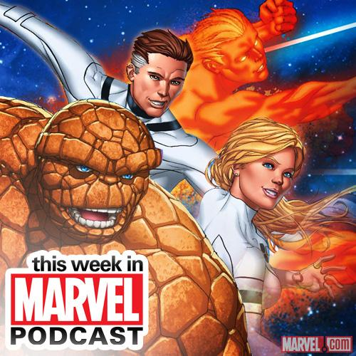 This Week in Marvel #20 - Fantastic Four