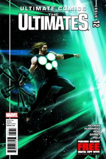 Ultimate Comics Ultimates  (2011) #12