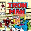 Iron Man (1968) #202 Cover