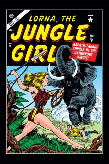 Lorna the Jungle Girl (2012) #9