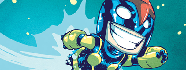 Skottie Young Covers Nova #1