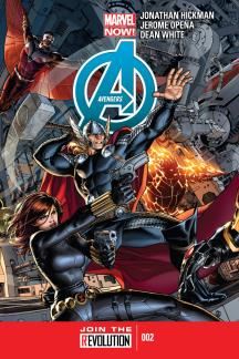 Avengers (2012) #2