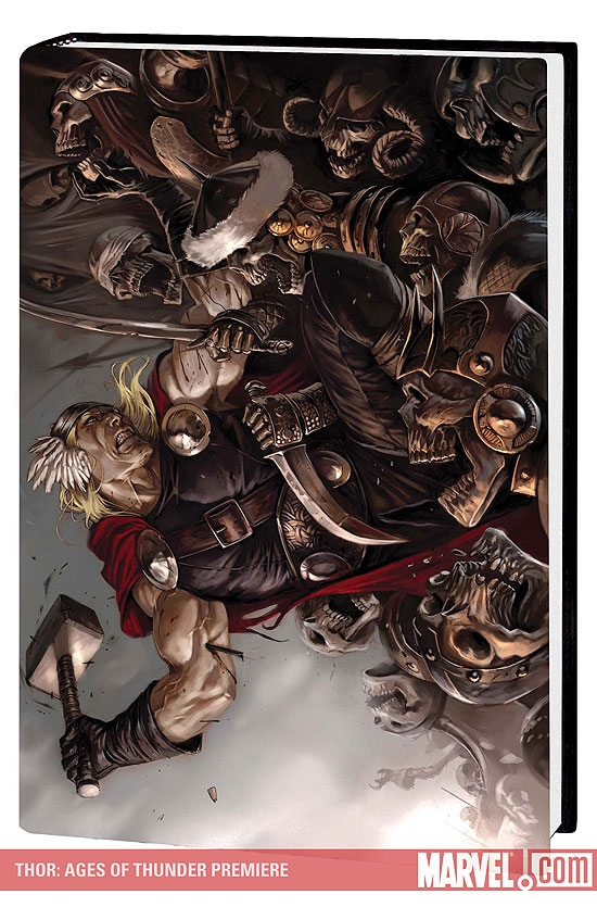 THOR: AGES OF THUNDER HC #0