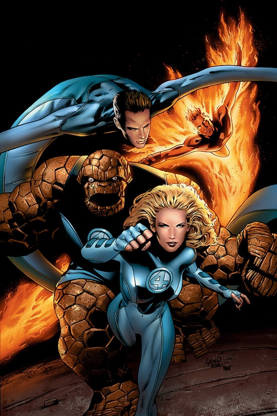 ULTIMATE FANTASTIC FOUR VOL. 5: CROSSOVER #0