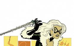 AMAZING SPIDER-MAN PRESENTS: BLACK CAT #3 cover by Amanda Conner