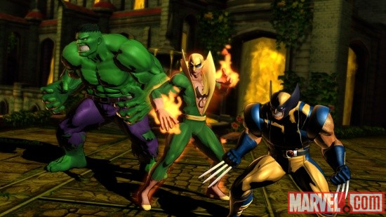Iron Fist joins UMvC3
