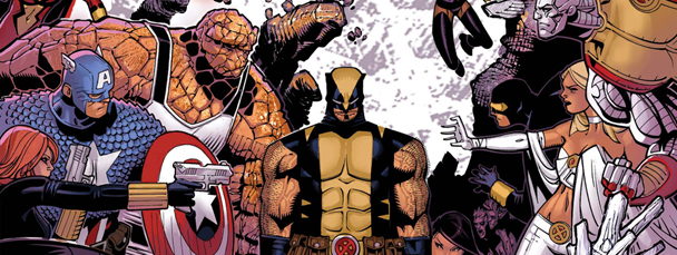 First Look: Wolverine & The X-Men #9