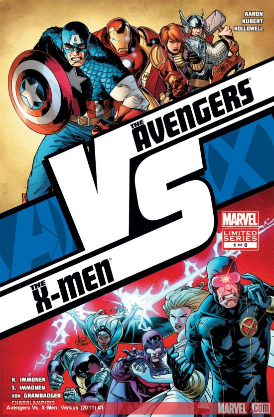Avengers Vs. X-Men: Versus (2011) #1