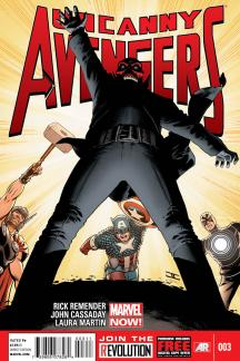 Uncanny Avengers (2012) #3