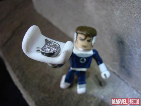 Fantastic Four Marvel Minimates Reed Richards